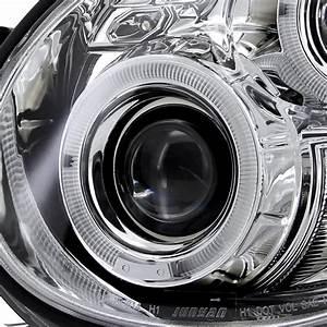 Xenon Hid Kit   02  Sti Halo Projector Headlights