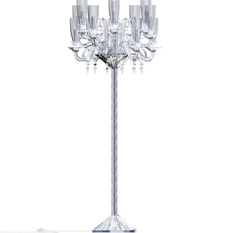 cad and bim object mille nuits 12l floor candelabra