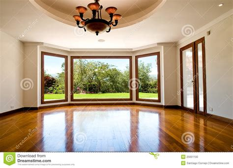 cabin living room empty big living room stock photo image 25651100 Empty