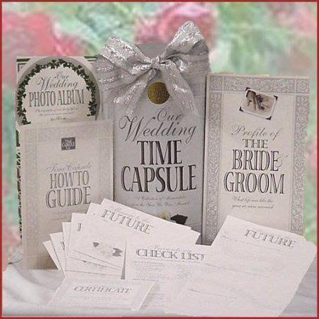 images  wedding time capsule ideas  pinterest