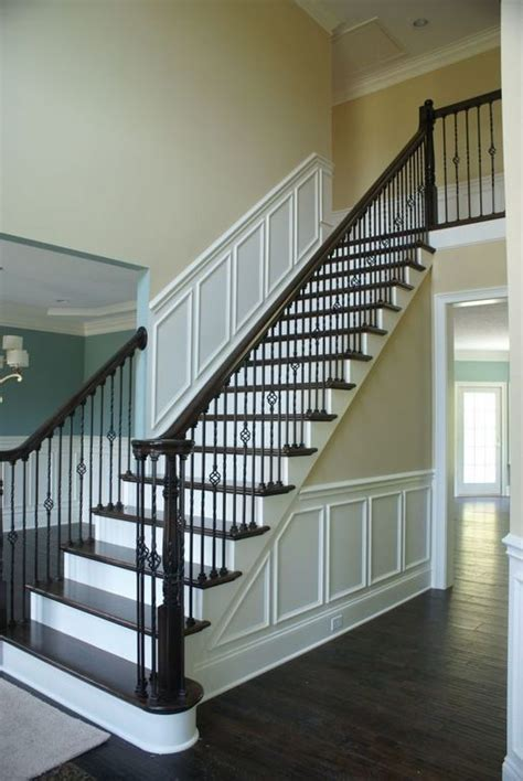 traditional staircase  loft floating staircase high