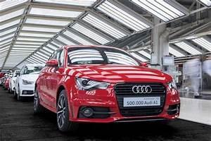 Chaine Audi A1 : audi brussels la 500 000 me audi a1 sort des cha nes de montage automania ~ Gottalentnigeria.com Avis de Voitures