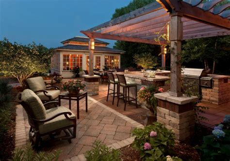 beautiful trending patio designs   styles