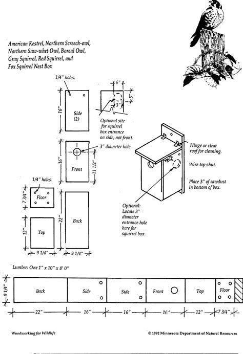 image result  cardinal nest box plans owl nest box bird house plans owl nesting