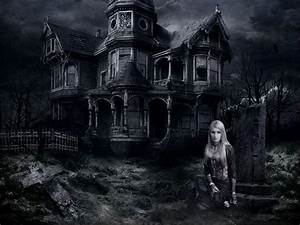 Haunted House Desktop Wallpapers