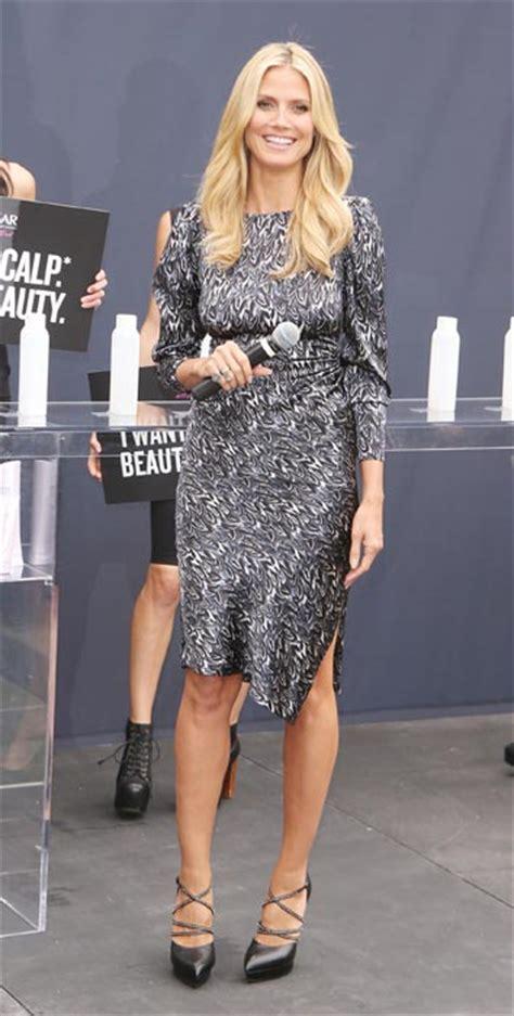 Heidi Klum denies engagement to boyfriend Martin Kristen ...