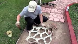 Betonplatten Selber Machen : youtube ~ Michelbontemps.com Haus und Dekorationen
