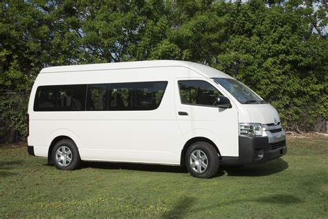 Review Toyota Hiace by Toyota Hiace Minibus Specifications Toyota Hiace Minibus