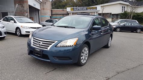 Nissan Sentra 2014 Sv by 2014 Nissan Sentra Sv Supreme Motors