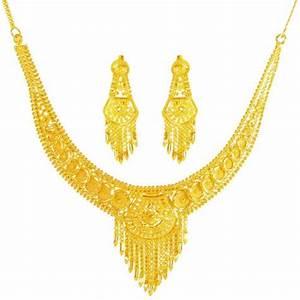 22 Karat Gold Wert Berechnen : 22 karat gold necklace set ajns62060 22k gold indian ~ Themetempest.com Abrechnung