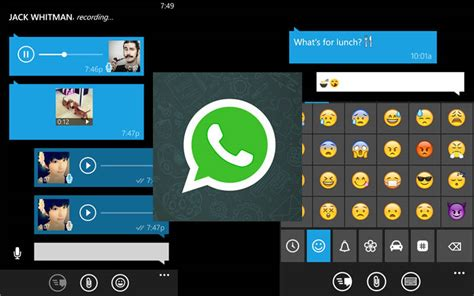 whatsapp available for windows phone with new features and fixes neurogadget