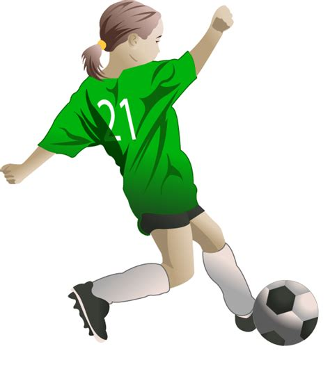 Soccer Player Clipart Soccer Player Clipart Fort