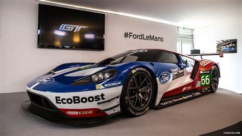 2018 Ford Gt Le Mans Race Car Front Hd Wallpaper 22