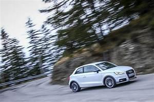 Essai Audi A1 : essai audi a1 1 0 tfsi ultra 95 ch petit mais costaud ~ Medecine-chirurgie-esthetiques.com Avis de Voitures
