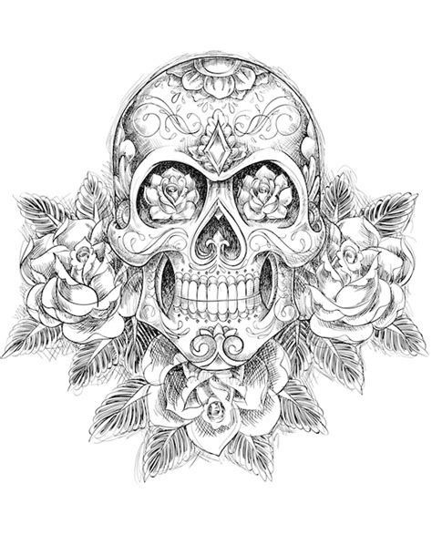 Skull Tattoo Meaning - Tattoos With Meaning