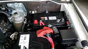 Pajero Dual Battery System