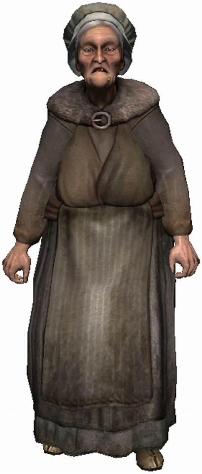 Witcher Woman Healer Wine Rpg Character Gamepedia