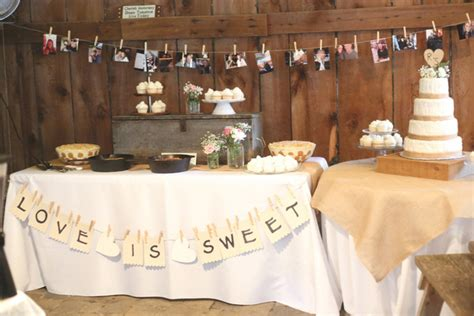 Simple Details Rustic Wedding Inspiration