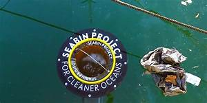 Seabin Is A Floating Rubbish Bin That Collects Garbage