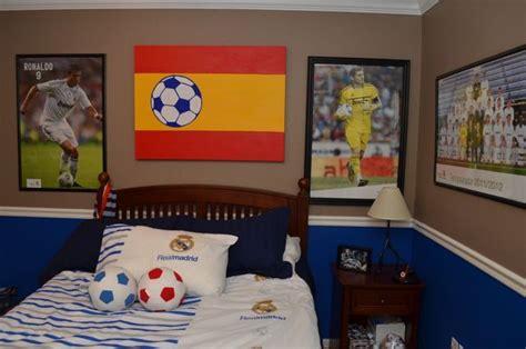 Boys Soccer Theme Bedroom Decor