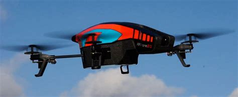 parrot ardrone  linux based augmented reality helicopter