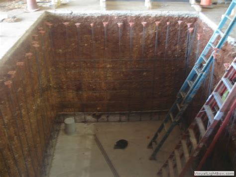 elevator pits chemical pits installation  repair