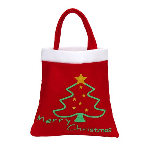 cute small gift bags christmas candy bags xmas gifts bags