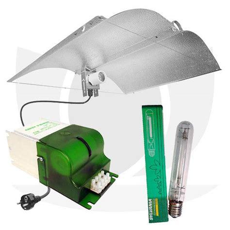 sylvania illuminazione kit illuminazione enforcer easy 400w sylvania grolux agro