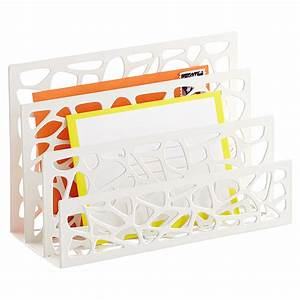 white nest letter sorter the container store With white letter sorter