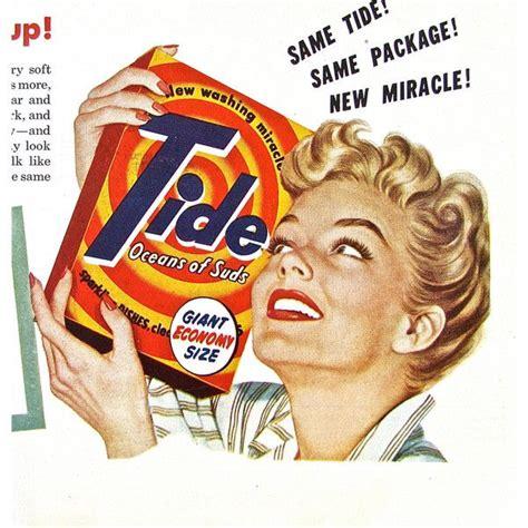 vintage laundry ad tide detergent magazine print
