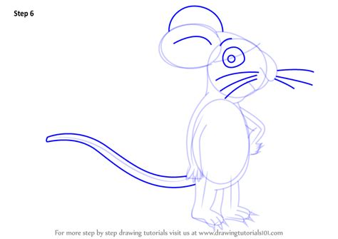 learn   draw mouse   gruffalo  gruffalo