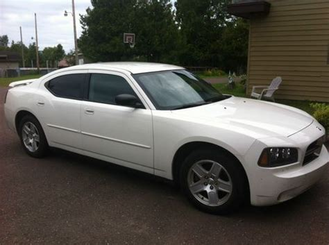 2007 Dodge Charger Sxt by Find Used 2007 Dodge Charger Sxt Sedan 4 Door 3 5l In