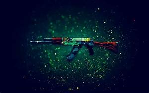 AK-47 Fire Serpent Computer Wallpapers, Desktop ...