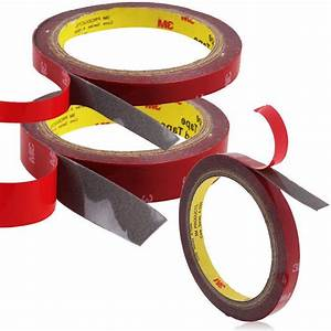 3m Klebeband Auto : 1pc 3m car acrylic foam double sided adhesive glue tape ~ Kayakingforconservation.com Haus und Dekorationen