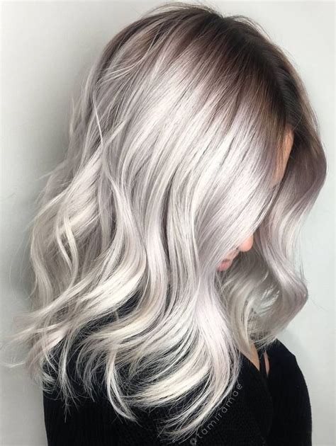 What Is Ash Hair Color by Best 25 Hair Colors Ideas On