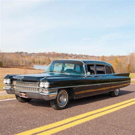 cadillac fleetwood  limousine  sale