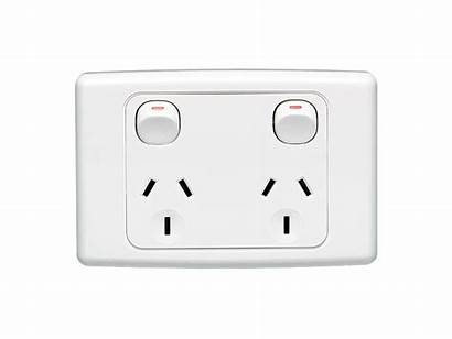 Socket Clipsal Outlet Switch 10a 2025 Gpo
