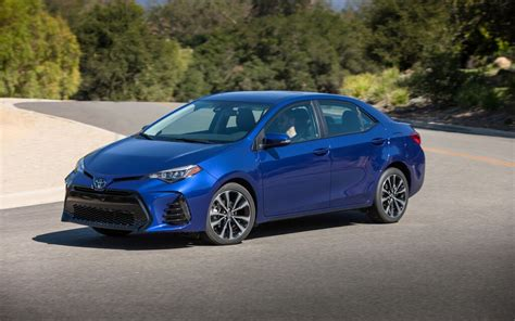The 2018 toyota corolla is ranked #11 in 2018 compact cars by u.s. Toyota Corolla 2018 - Essais, actualité, galeries photos ...