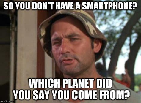 Cellphone Meme - how can mobile phones make emergency calls when there s