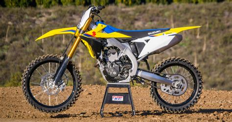 suzuki 250 rm dirt bike b1