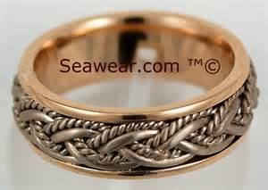 nautical engagement ring wedding rings pictures nautical wedding ring