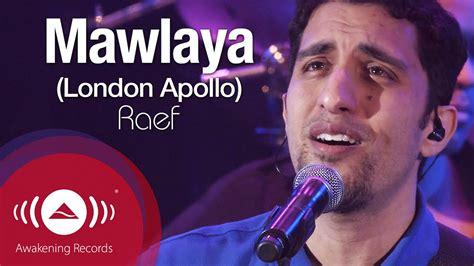 Awakening Live At The London Apollo