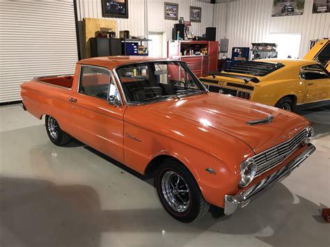 ford ranchero    spd manual  sale car