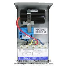 franklin electric hp  qd control box