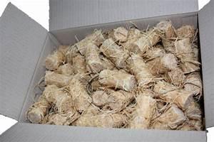Allume Feu Cire : les b ches de bois compress et granul s flam co un ~ Premium-room.com Idées de Décoration