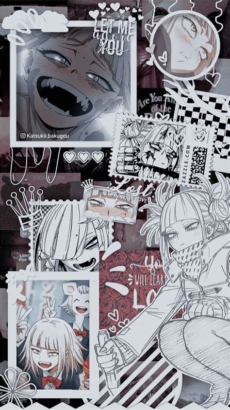 toga himiko wallpaper   cute anime wallpaper