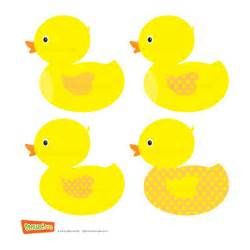 make your own wrapping paper rubber duck clip ducky duckie baby shower by