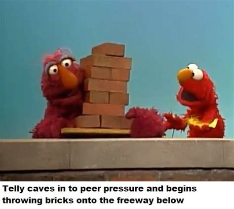 Sesame Street Memes - sesame street is much more entertaining with completely inappropriate captions