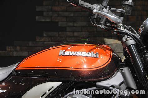 2018 Kawasaki Z900 Rs Fuel Tank At The Tokyo Motor Show