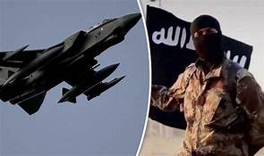 Four ISIS fighters killed in Iraq airstrike…